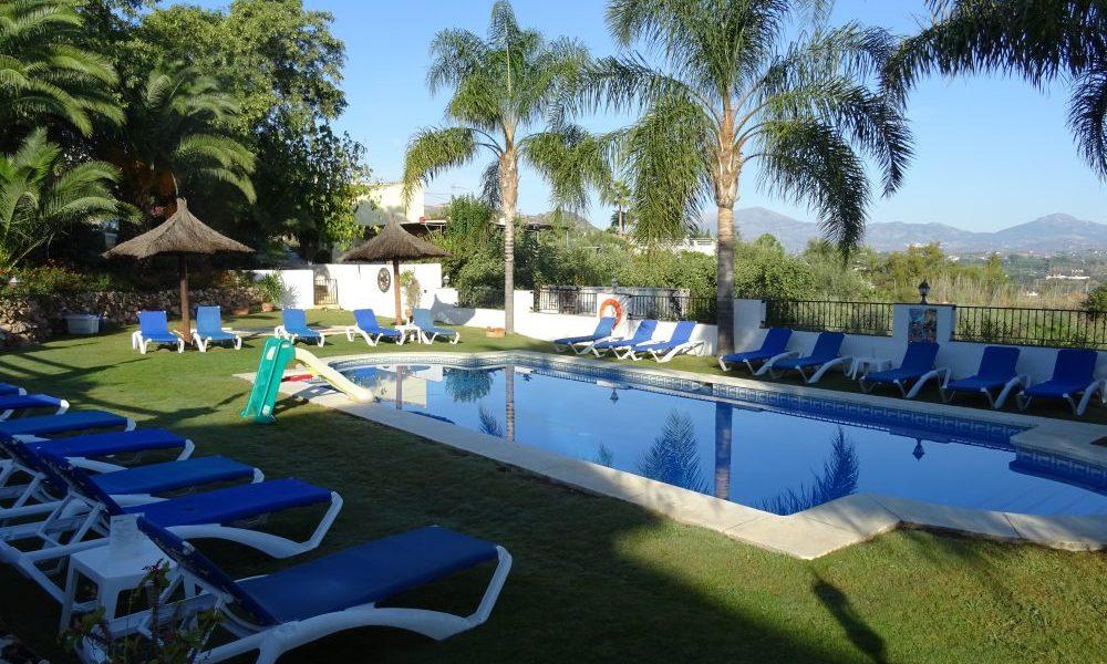 Zwembad La Granja de Antonio