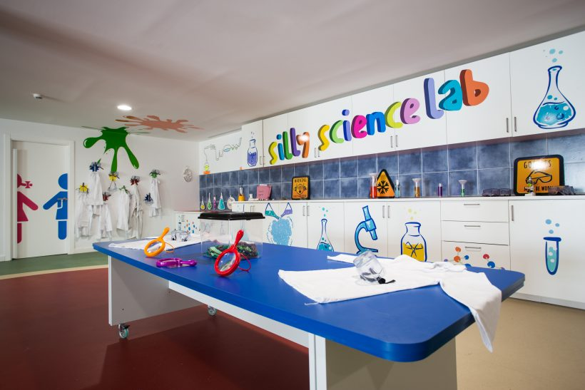 Kidsclub Sensatori Resort Ibiza