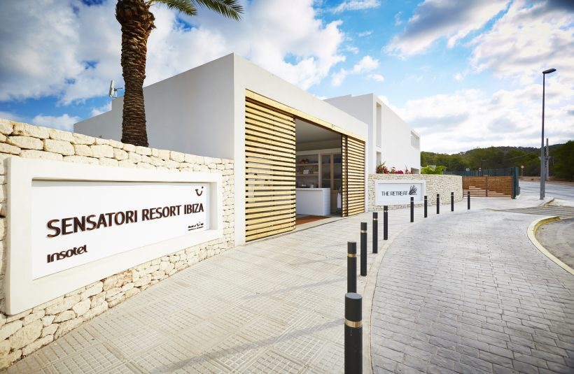 Sensatori Resort Ibiza entree