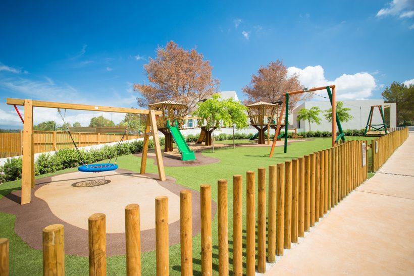 Speeltuin Sensatori Resort Ibiza