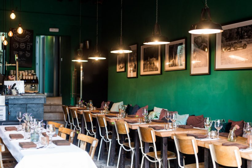 Agro Gare du Nord restaurant – Ibiza