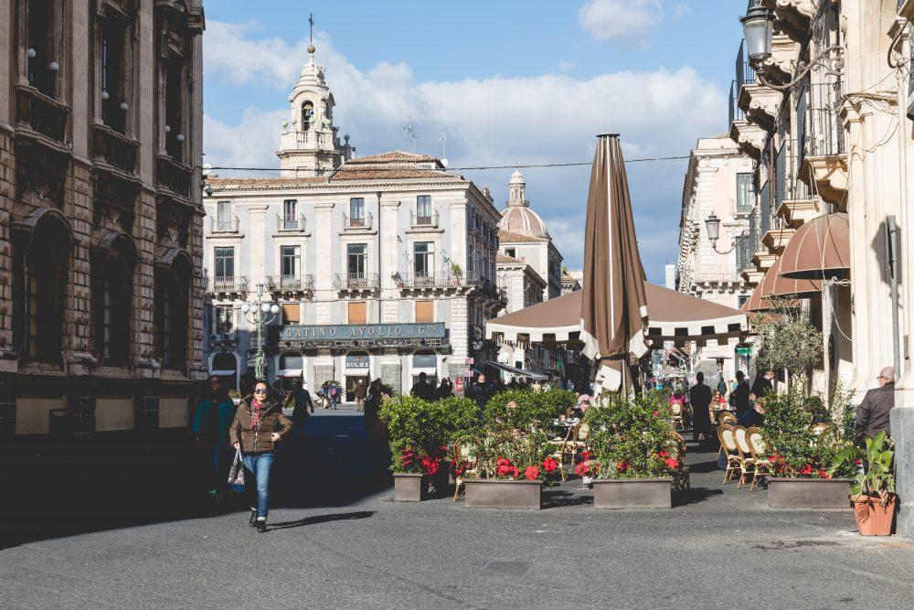 Catania - Sicilie