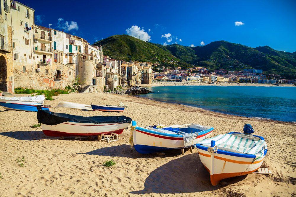 Cefalu - Sicilië