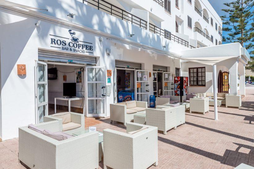 Appartementen Ros koffietent – Ibiza
