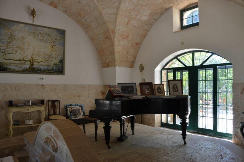 Clubhuis Masseria Tenuta Deserto