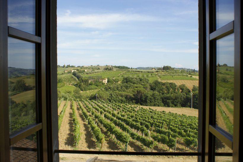 Partingoli – appartement Orcio – Toscane
