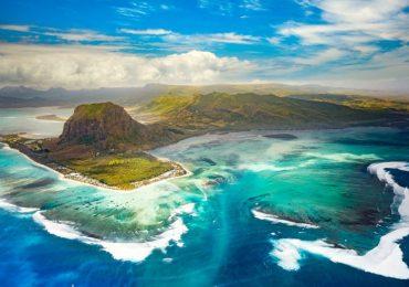 Landschap Mauritius - Le Morne