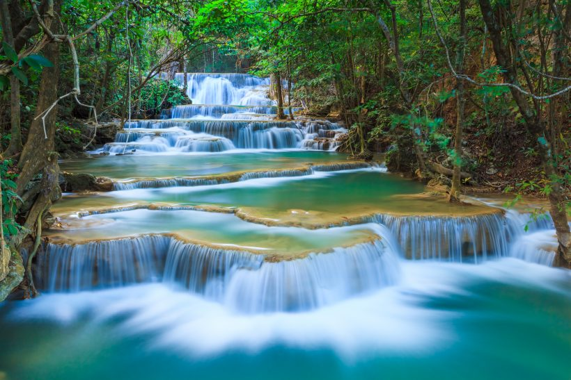 Erawan National Park – Thailand