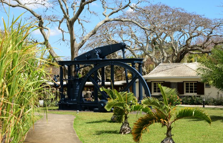 Museum Pamplemousses - Mauritius
