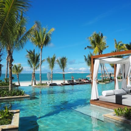 One and only Le saint geran - Mauritius