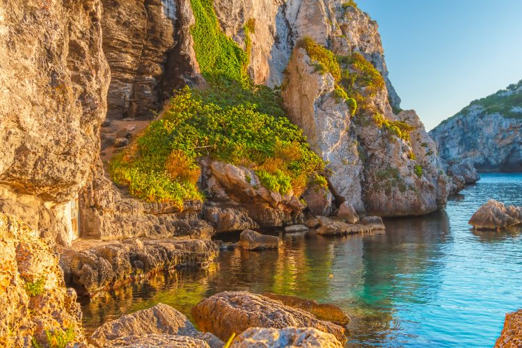 Kliffen Cales Coves - Menorca