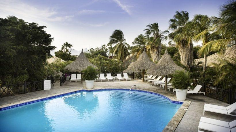 Zwembad Papagayo Beach Resort