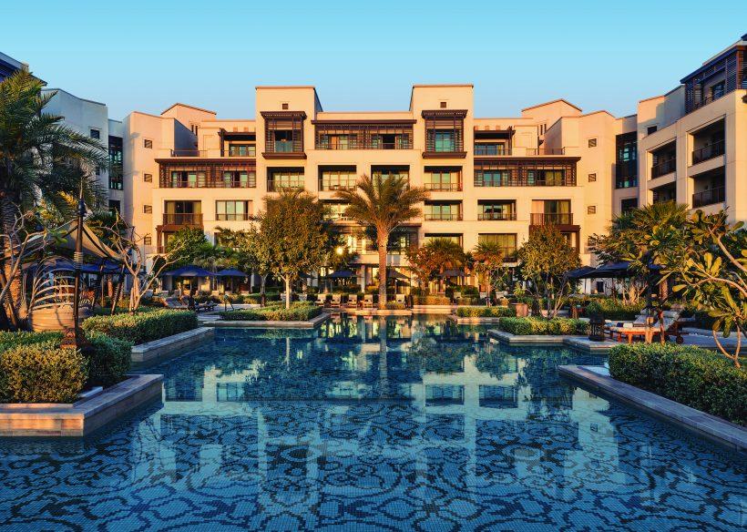 Jumeirah Al Naseem – Adults Pool