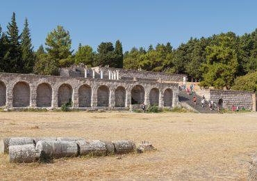 Asklepion Kos - Griekenland