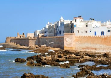 Blauwe stad Essaouira - Marokko