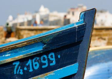 Haven Essaouira - Morokko