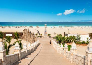Praia de Chaves - Boa Vista - Kaapverdie