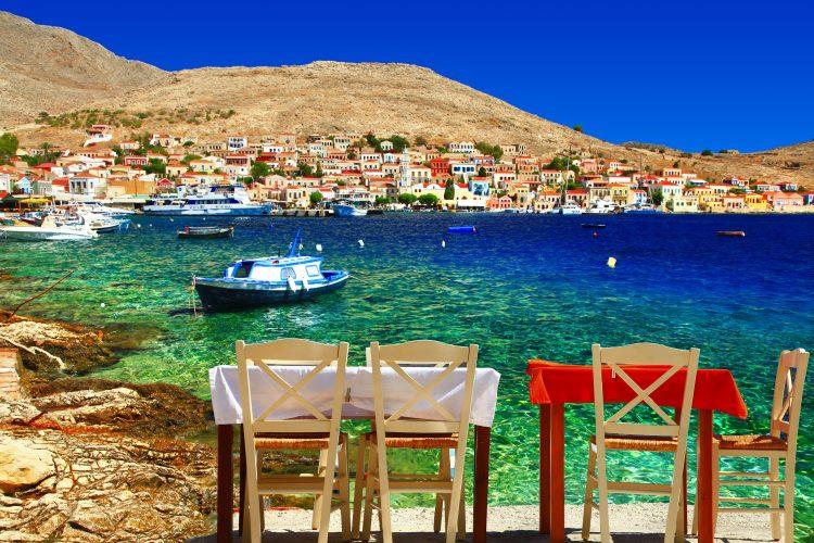 Taverna Rhodos - Griekenland