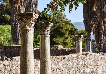 Archeologische ruïnes - Kos - Griekenland
