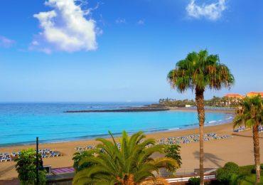Las Vistas strand - Tenerife