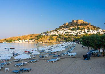 Lindos - Rhodos - Griekenland