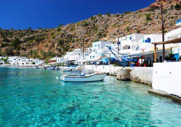 Loutro, zuiden Kreta