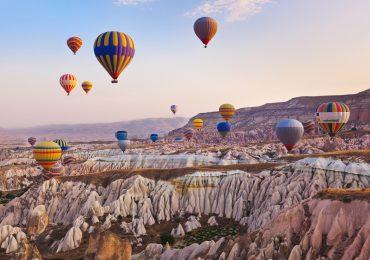 Cappadocië - Turkije