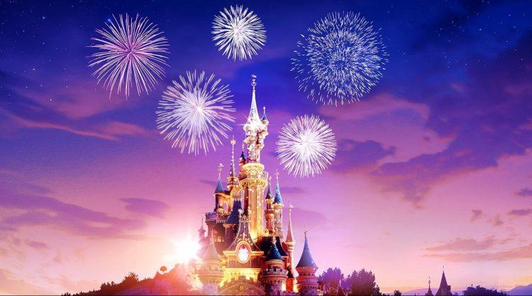 Oud en nieuw in Disneyland Paris