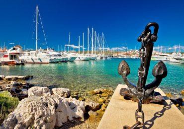 Haven Rogoznica - Istrie - Kroatie