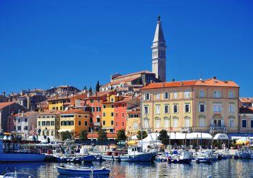 Rovinj, Kroatie - Istrie