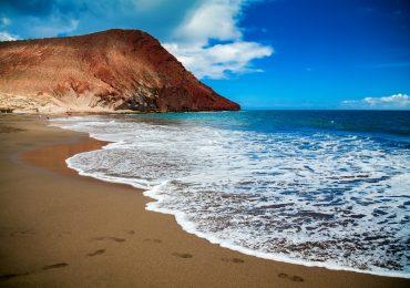 Playa de la Tejita - Roja - Tenerife