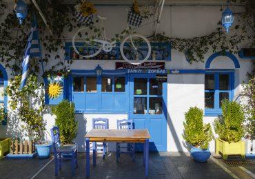Taverna in Kos-stad - Griekenland
