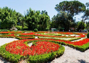 Villa Angiolina in Opatija, Kvarner - Kroatie