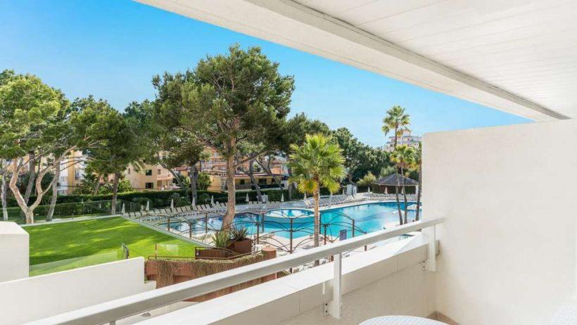 Balkon Iberostar Cristina – Mallorca