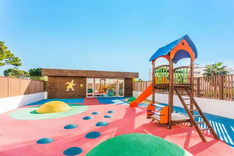 Iberostar Cristina speeltuin – Mallorca