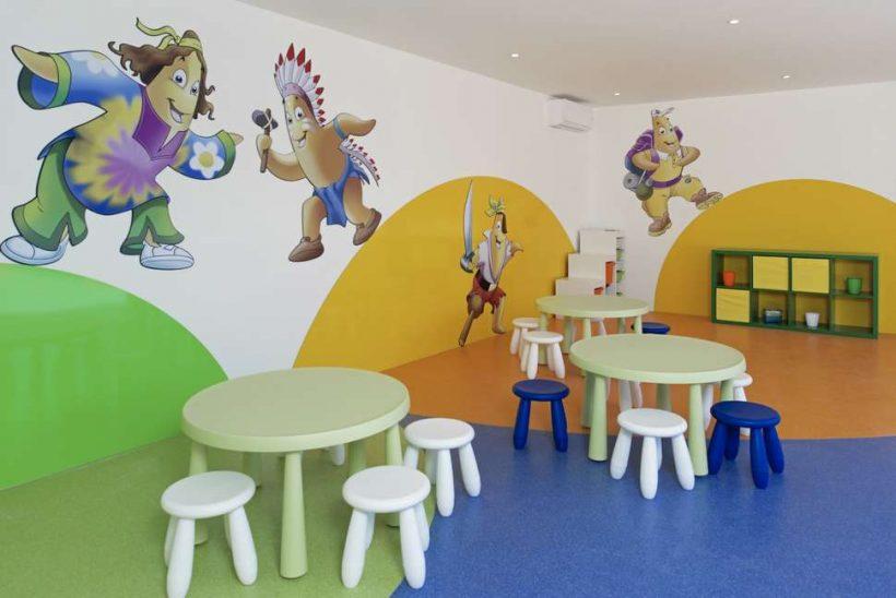 Kidsclub Iberostar Cristina – Mallorca