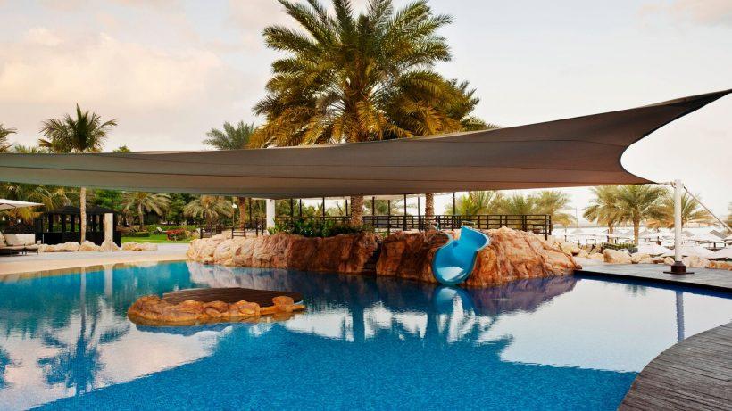 Kinderzwembad The Westin Dubai Mina Seyahi