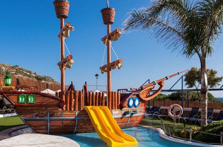 Kinderzwembad Royal Son Bou – Menorrca