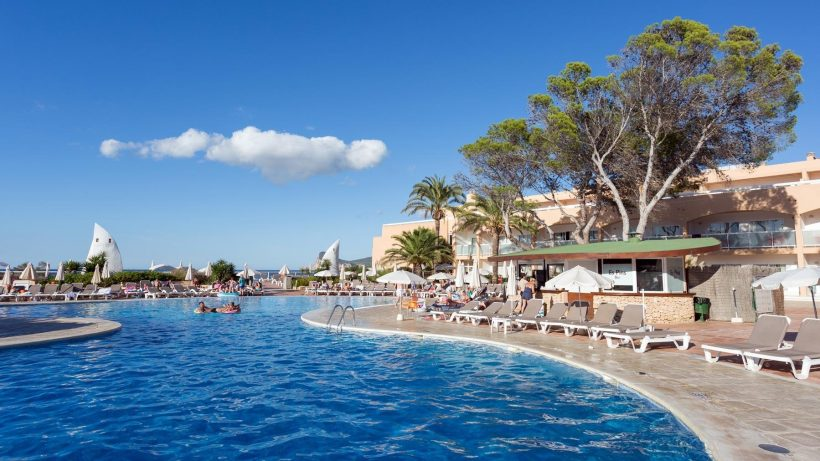 Zwembad Sirenis Seaview Country Club – Ibiza