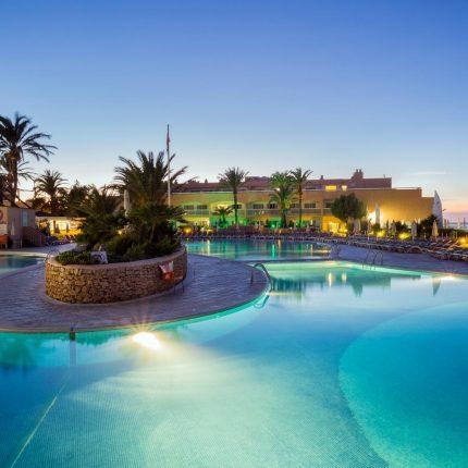 Zwembad Sirenis Seaview Country Club - Ibiza