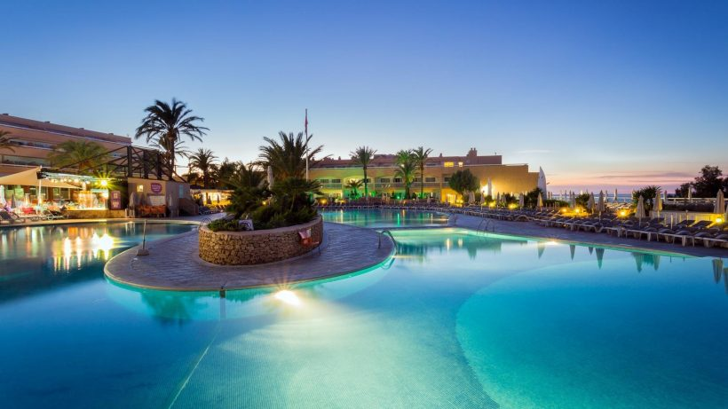 Zwembad Sirenis Seaview Country Club - Ibiza