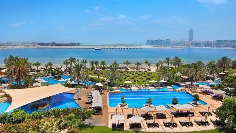 Zwembaden The Westin Dubai Mina Seyahi