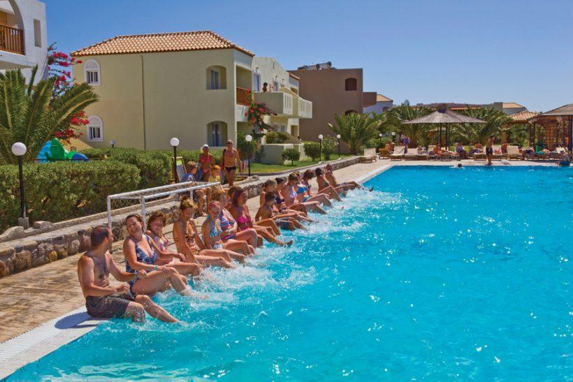 Aquarobics Akti Beach – Kos