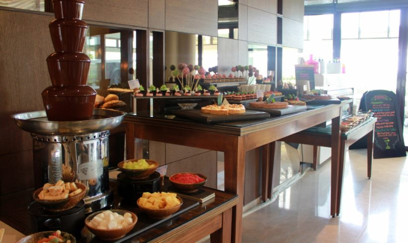 Restaurant Melia Desert Palm – Dubai