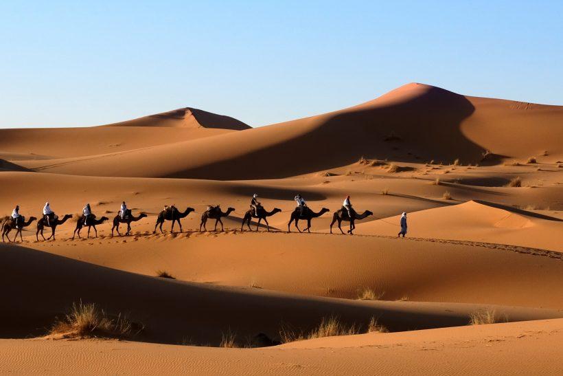Sahara woestijn – Marokko