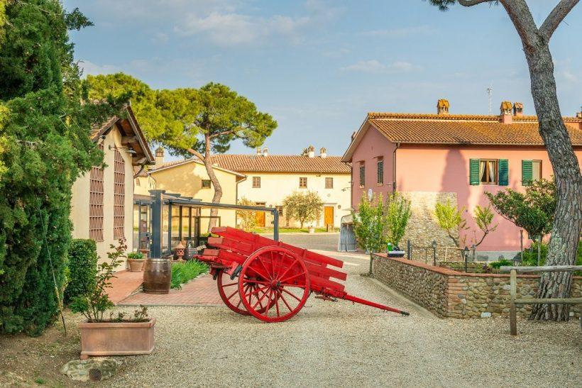 Borgo Divino – Toscane – Italie