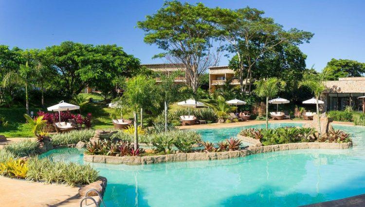Santa Clara Eco Resort Brazilie - zwembad