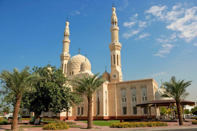 Jumeirah-moskee-Dubai